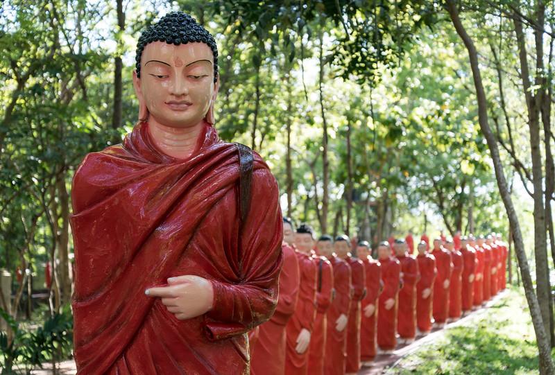 Temple of 500 Arahants, Anuradhapura
