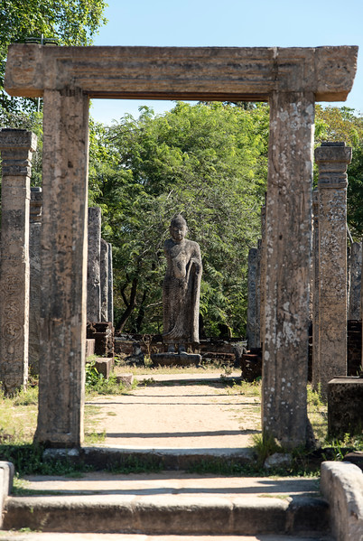 Atadage Shrine, Polonnaruwa