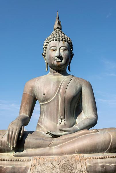 Buddha Statue, Seema Malakaya Colombo