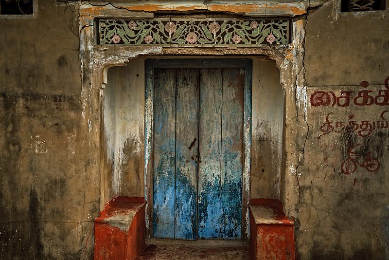 Doorway  North of Jaffna