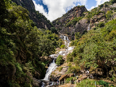 Sri Lanka - Ella - Ravana Falls