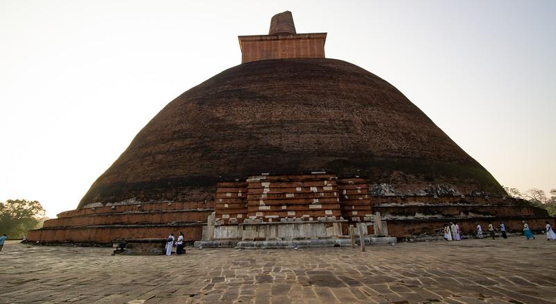 Jetavanarama, Anuradhapura