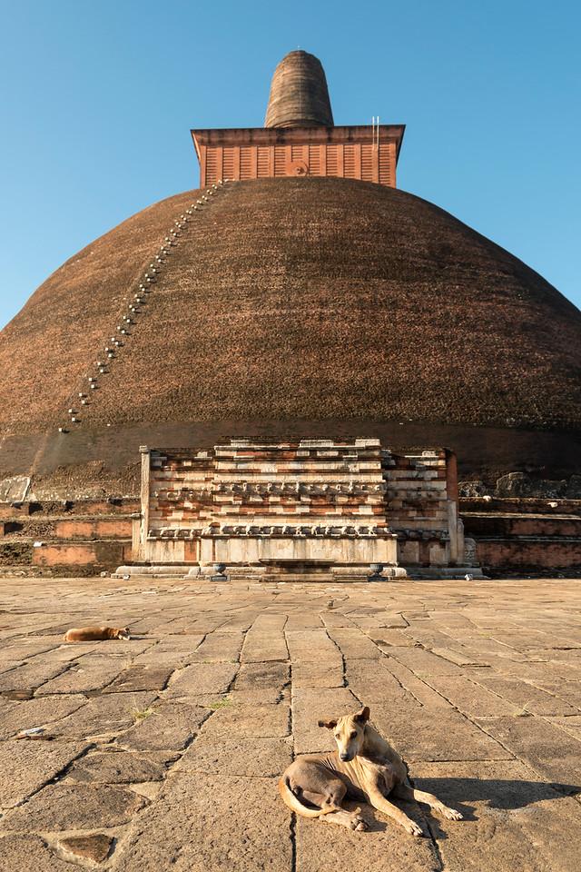 Jetavanaramaya, Anuradhapura