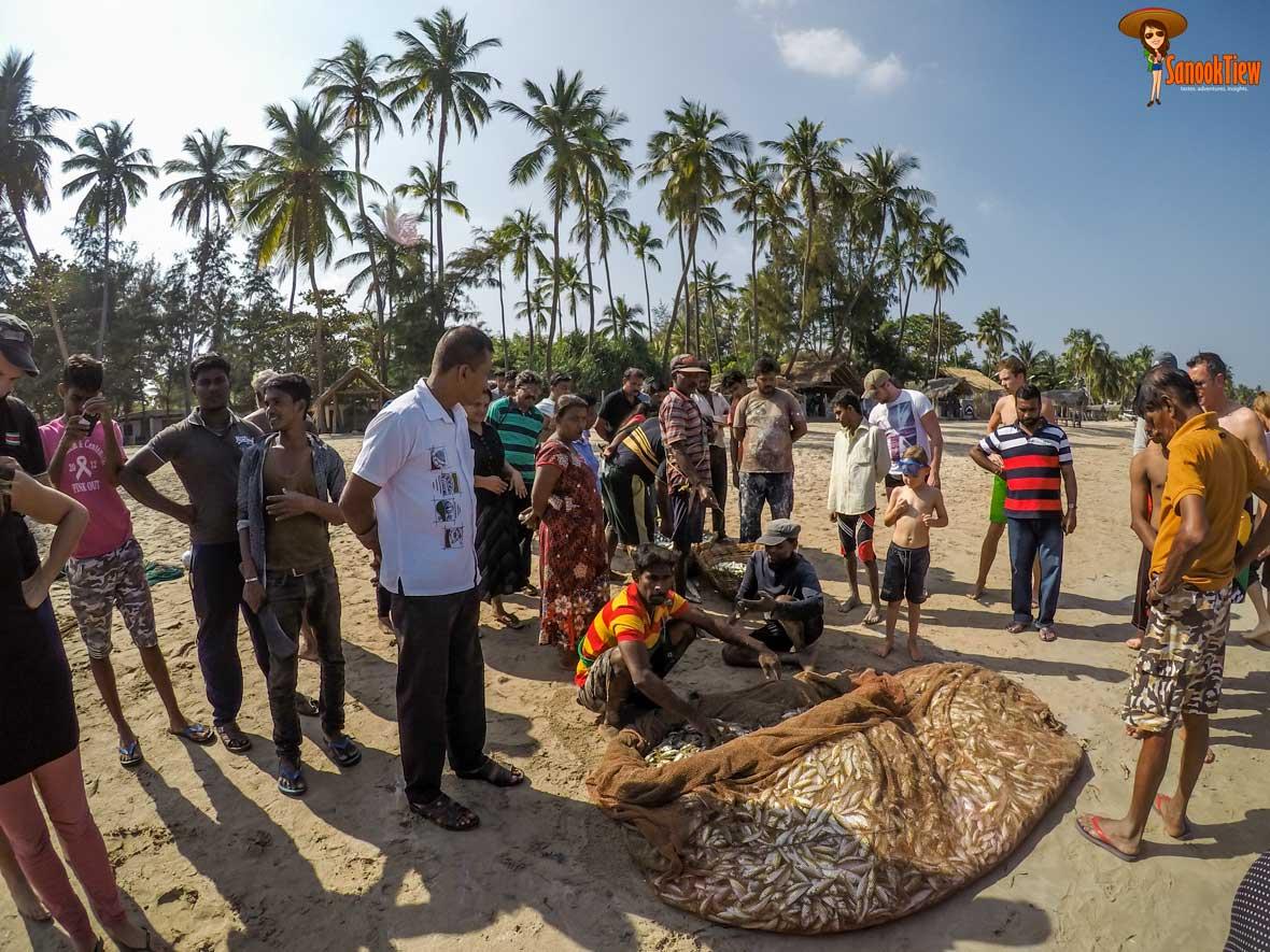 Uppuveli อัปปูเวลี่ Srilanka ศรีลังกา trincomalee