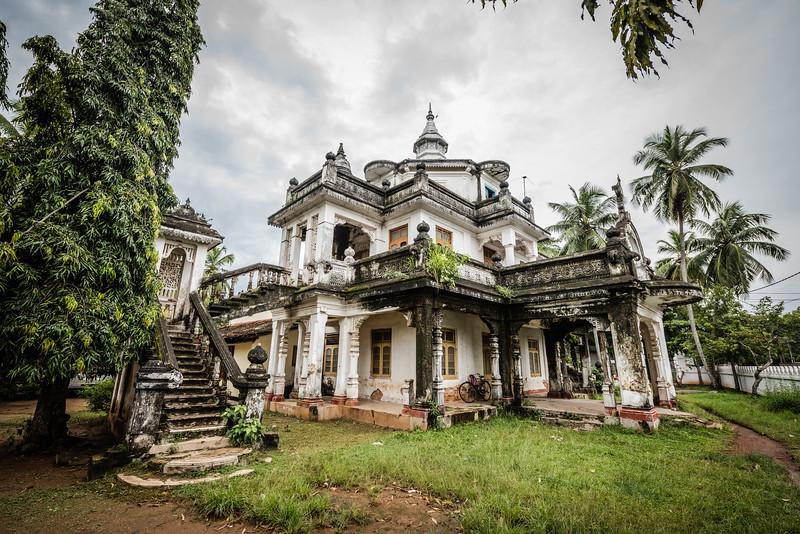 Old Colonial Villa