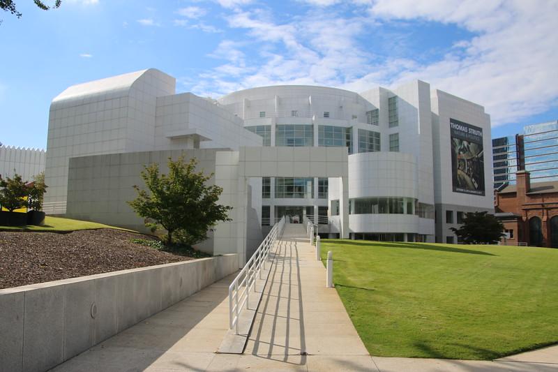 ATLANTA HIGH MUSEUM OF ART