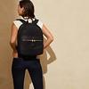 """Mayfair, Beauchamp 14"""", backpack, Black, 119-419-BLK, Lifestyle Model Female, 1MB"""