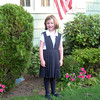 First Grade First Day Meg