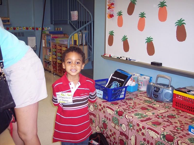 100_22781st day of kindergarten
