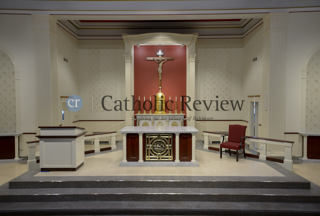 St. Agnes Parish Catonsville Renovations