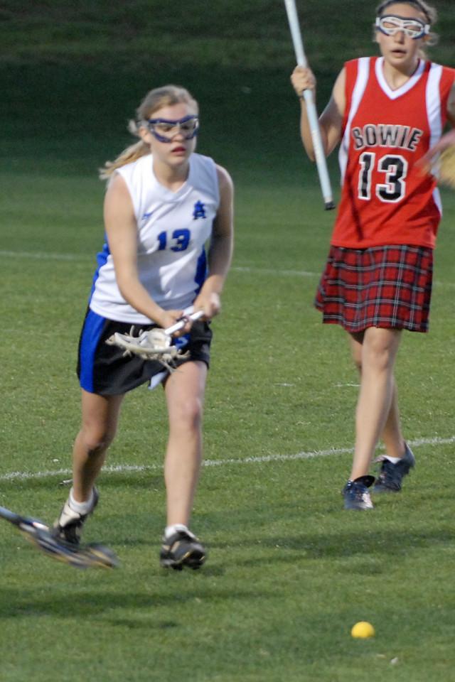 Girls Varsity Lacrosse 2007