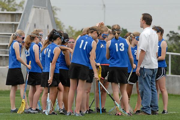 MS (8th Grade) Girls Lacrosse