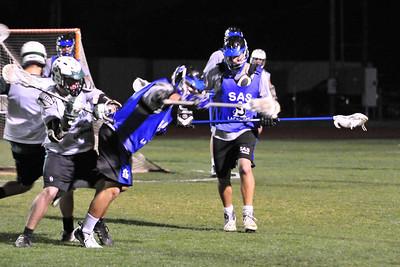 02/22/08 scrimmage vs Cedar Park