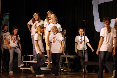 Sixth Grade Musical 2005