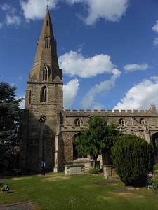 Kimbolton, St Andrews Church