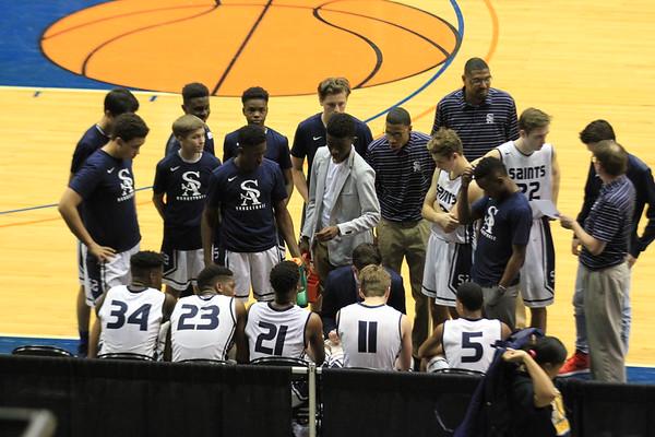 2018-03-07 Saints Basketball