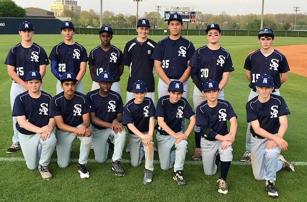saints 9th grade baseball 2018