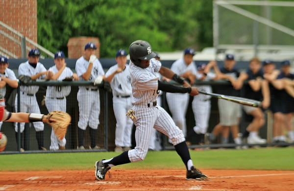 2018-04-13 Saints JV Baseball