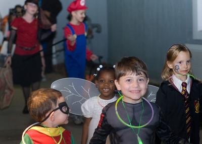 St Anne's Halloween 2009