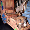 "One of the props from The Little Theatre On The Square being used for the SAHS and SAMBA presentation of ""Disney's Beauty and the Beast"" next weekend. Charles Mills photo"