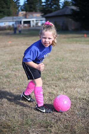 St. Anthony Kindergarten Soccer