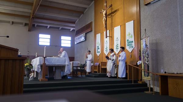 English Mass First Communion