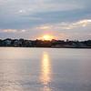 Evening Sunset in St Augustine, Fl