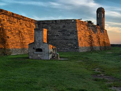Castillo de San Marcos - 1