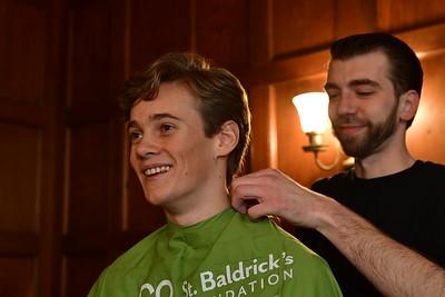 St. Baldrick's Foundation Fundraiser