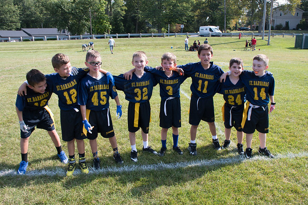 St. Barnabas Flag Football 2017