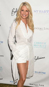Christie Brinkley hosted the 5th Annual St. Barth Hamptons Gala and celebrate her cover, presented by Social Life Magazine and St. Barth Tourism on Saturday, July 23, 2016 at the Bridgehampton Historical Museum in Bridgehampton, NY.photo by Rob Rich/SocietyAllure.com © 2016 robwayne1@aol.com 516-676-3939