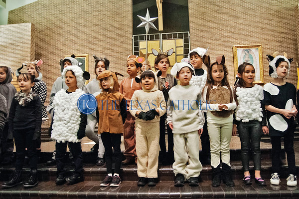 St. Bernard of Clairaux Christmas Play