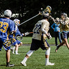 St. Bernard's lacrosse reached the semifinals on Wednesday, May 31, 2017 with a 17-2 win over Assabet Valley in the Central/Western Division 3 boys' lacrosse tournament. SENTINEL & ENTERPRISE / Ashley Green