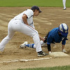Photo Scott LaPrade - Matt Aronson attempts tag on Ben Elliott