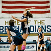 St. Bernard's Sashealy Rivera in action against Monty Tech on Wednesday afternoon. SENTINEL & ENTERPRISE / Ashley Green