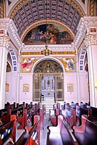 Sacred Heart Chapel in St. Catharine Church, Spring Lake