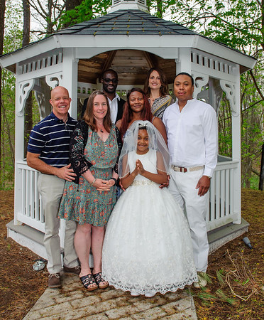 Kiesha & Family