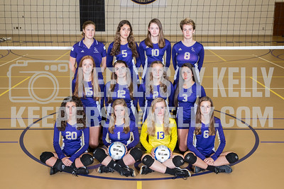 St. Catherine's Volleyball