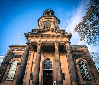 St. Chad's, Shrewsbury