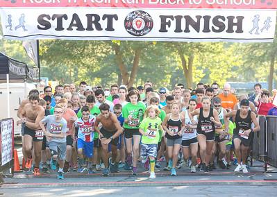 St. Charles Back to School Run 2017 5k