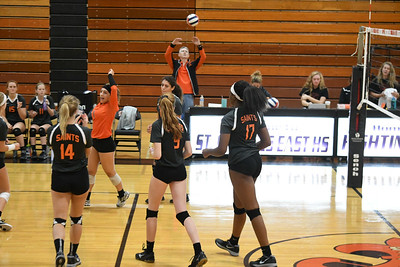 St. Charles East Sophomore Tournament - First