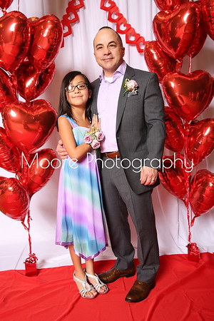 St. Charles Borromeo Father Daughter Dance 2016