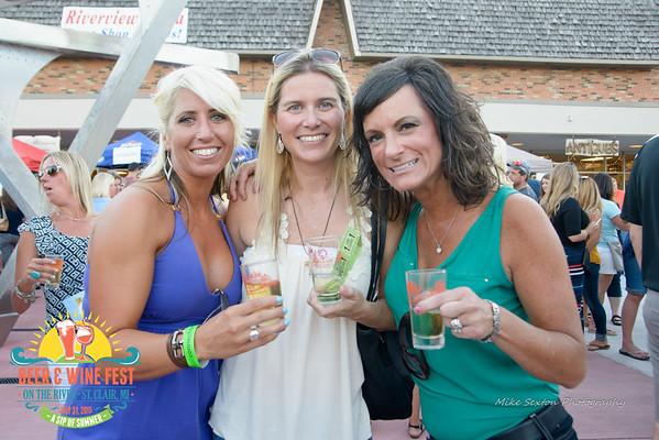 St. Clair Beer & Wine Fest 2015