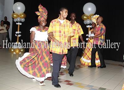 St. Croix Caribbean Wedding Expo - AY-AY Cultural Dance Company & Masqueraders