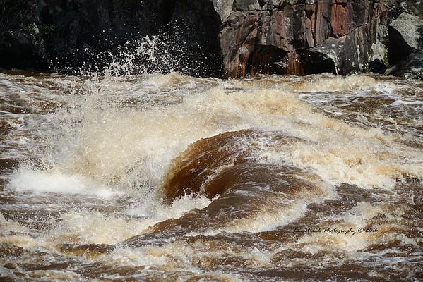 Crashing St. Croix River