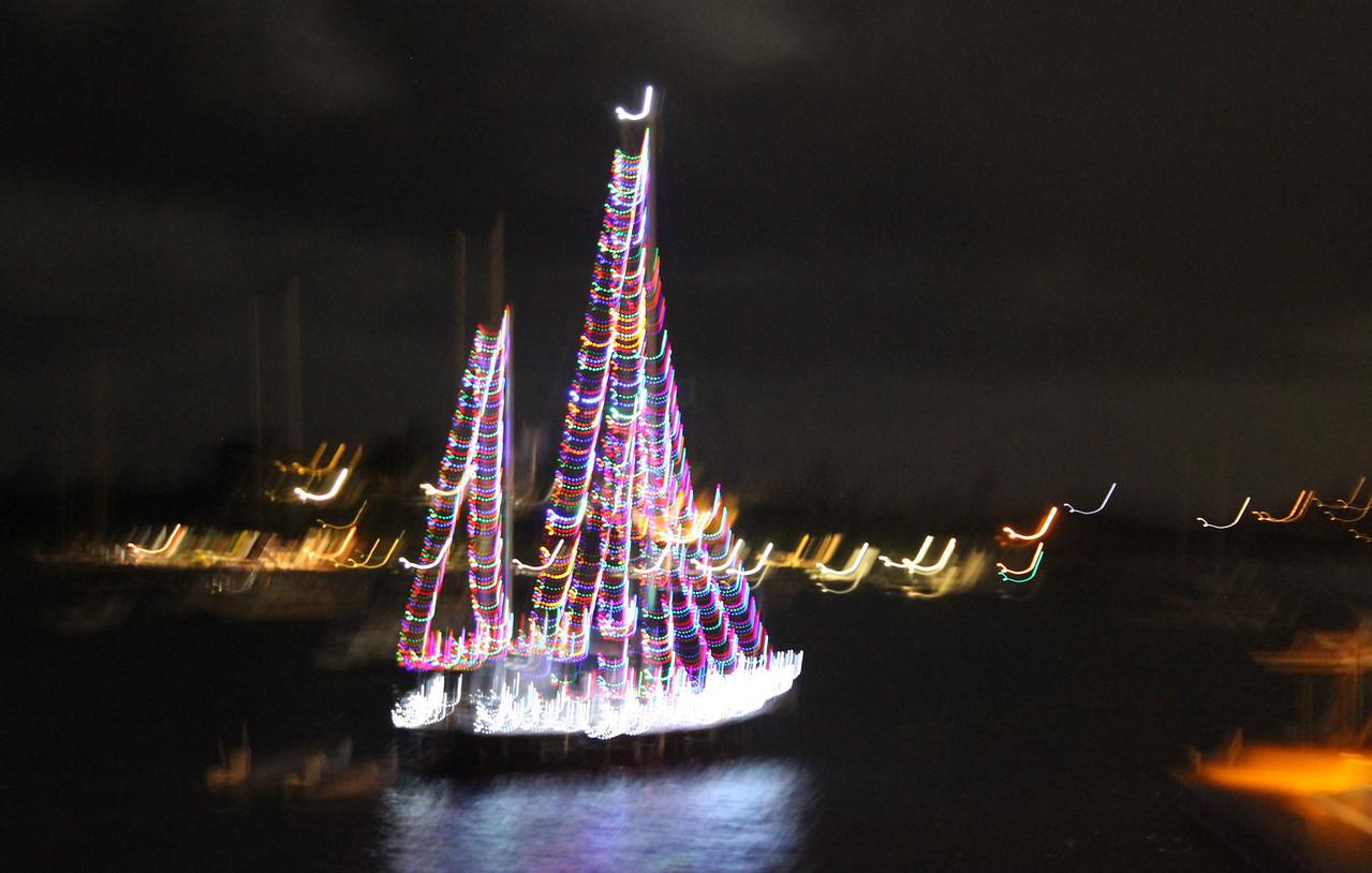 Holiday Harbor Lights