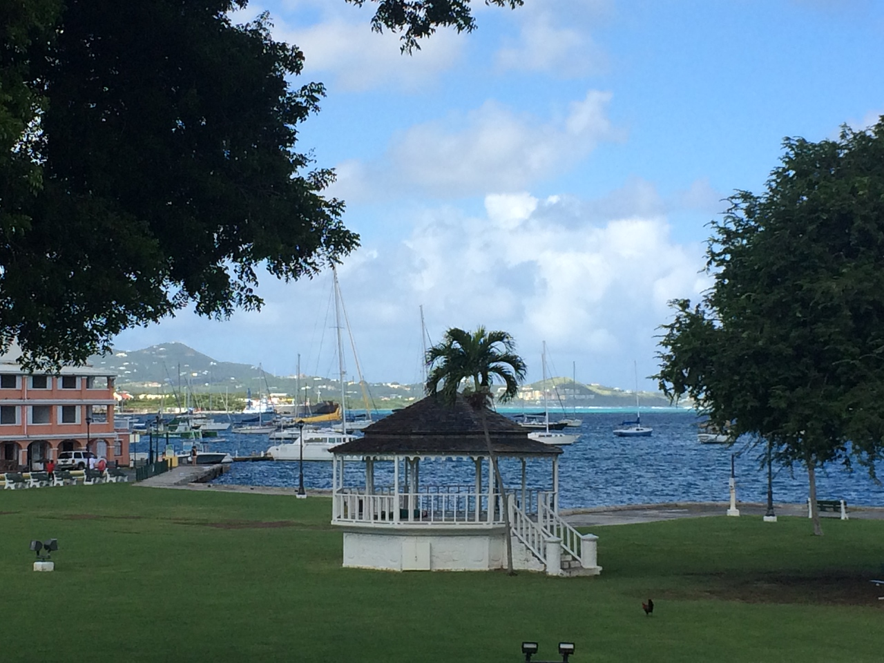 Christiansted Harbor