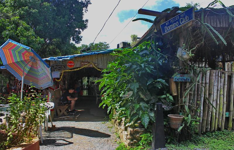 Mt. Pellier Hut, Domino Club