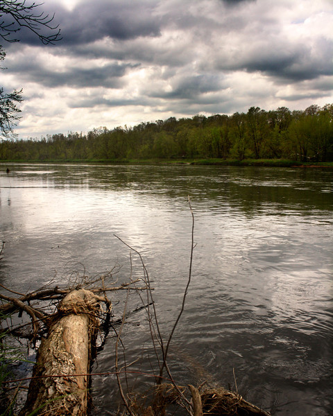 """Stormy River"" by Bobby, 14 