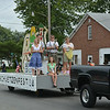 "The St. Elmo Labor Day Parade was held Monday morning. The theme of the event was ""Flower Power."""